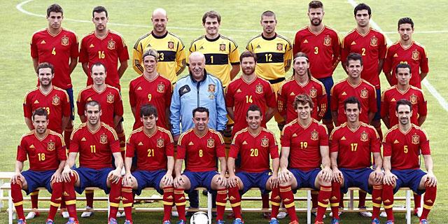 Equipo Nacional Espana Como Equipo Nacional