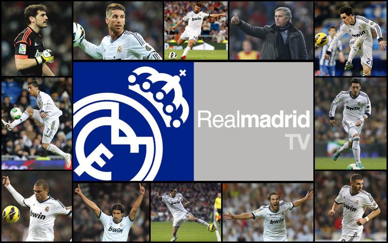 El futuro televisivo del real madrid for Real madrid tv
