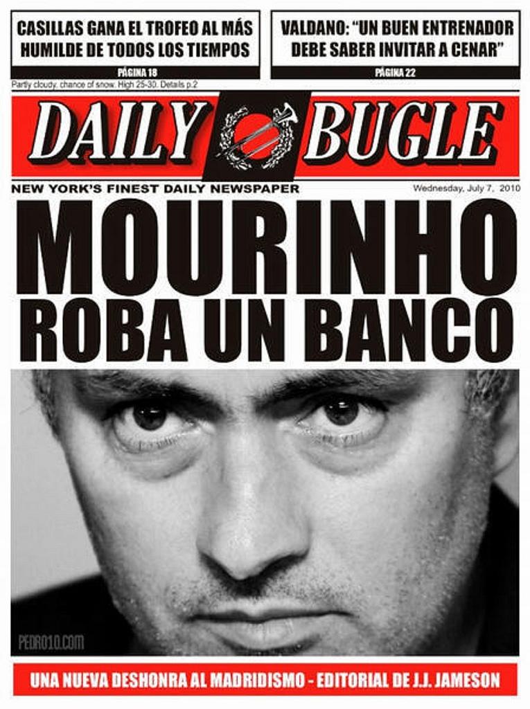daily bugle